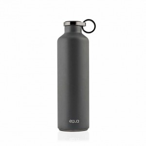 Equa Termo Fľaša BASIC Dark Grey 680 ml